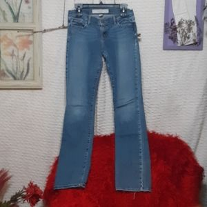 ABERCROMBIE AND FITCH Jeans EMMA B25